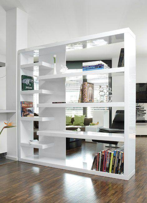 Die besten 25+ Raumteiler regal ideen Ideen auf Pinterest - offene küche wohnzimmer abtrennen