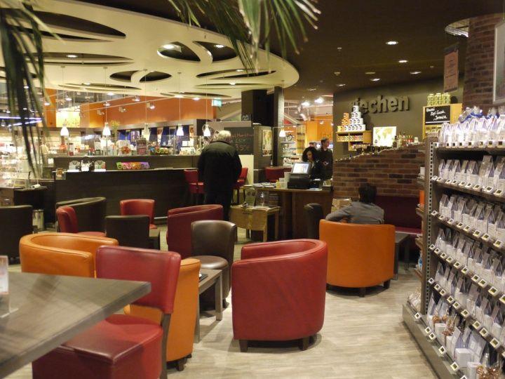 edeka supermarket d sseldorf germany store design. Black Bedroom Furniture Sets. Home Design Ideas