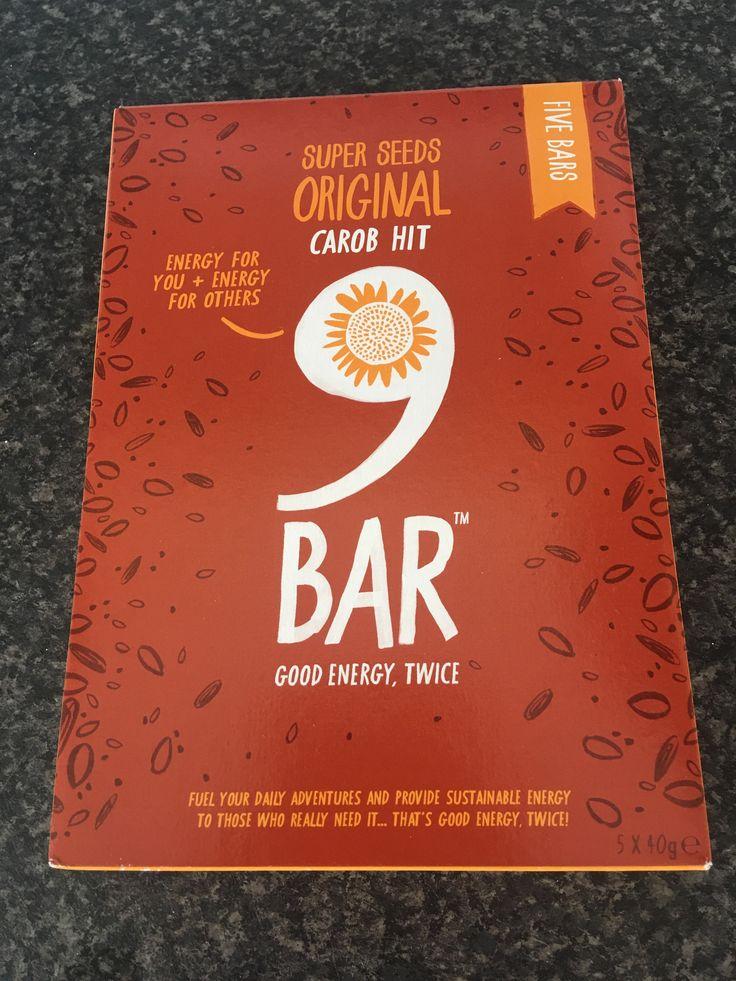 Wholebake 9 Bar. Made in the UK.