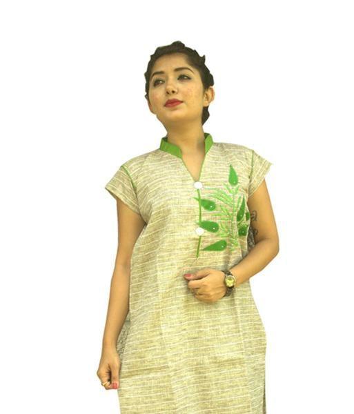 LadyIndia.com # Designer Kurti, Garg Fashion Daily Wear Beige Designer Cotton Stitched Kurti, Stitched Kurti, Kurtas, Daily Wear Kurti, Designer Kurti, https://ladyindia.com/collections/ethnic-wear/products/garg-fashion-daily-wear-beige-designer-cotton-stitched-kurti