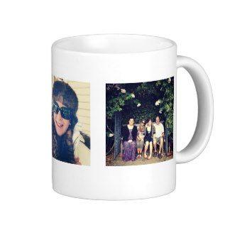 Custom Instagram Photo Mug