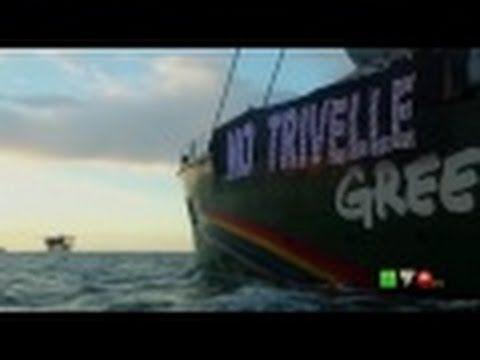 GREENPEACE - Accendiamo il sole - La Rainbow Warrior a Vasto (CH) (2014)...