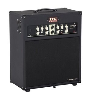 For either intimate gigs or louder concerts, the DV 40 112 always sound great! It has a very simple and effective control section that gives this amp a great versatility with a wide range