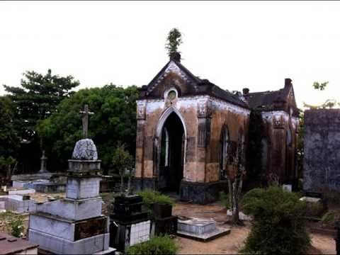 Cemitérios antigos em Belém do Pará - YouTube