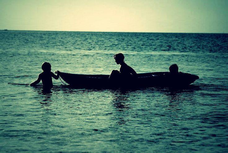 Taken in Mosambiek