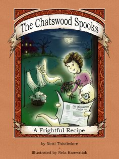 The Chatswood Spooks by Notti Thistledore. See chatswoodspooks.com