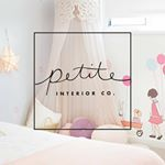 "1,523 Likes, 99 Comments - Petite Interior Co.® Australia (@petiteinteriorco) on Instagram: ""Perfectly pastel girls rooms 💕"""