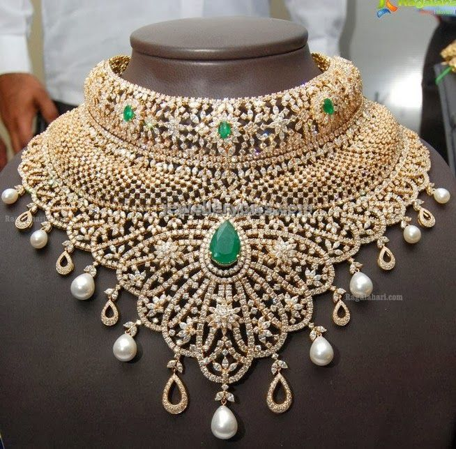 Kirtilal diamond jewellery - Latest Jewellery Designs