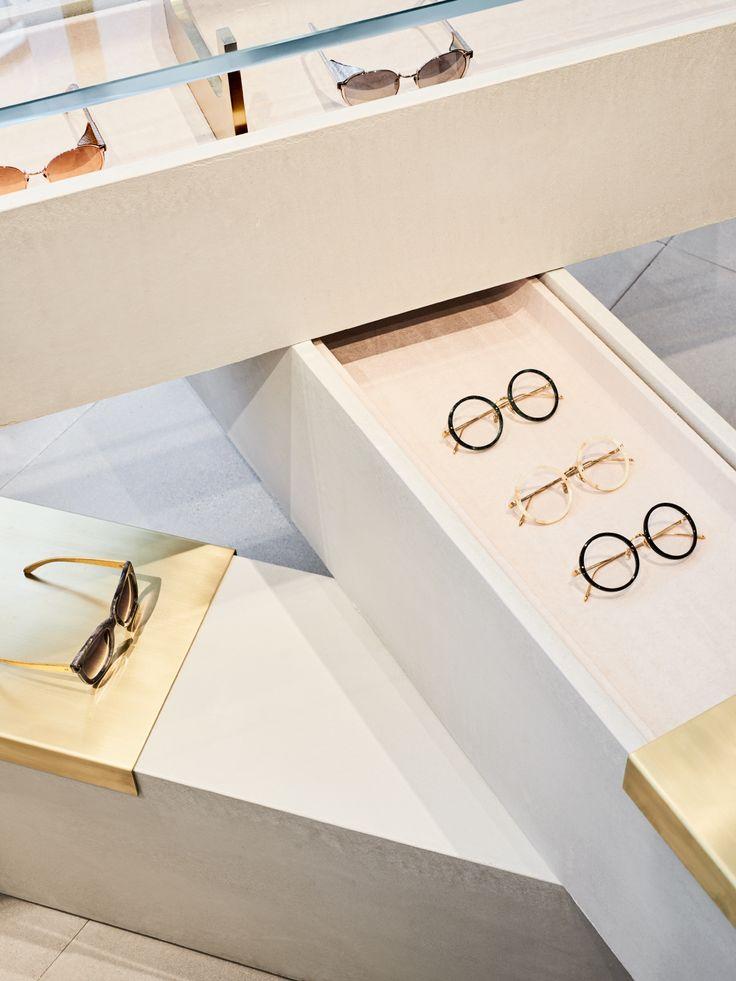 Linda Farrow New York Store; 109 Greene Street New York, NY United States 【Discover more at www.lindafarrow.com】