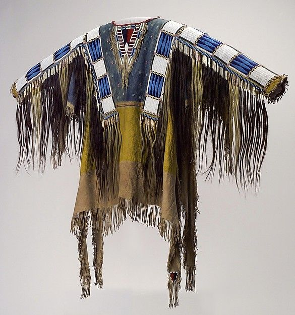 Beauty, Honor, and Tradition: The Legacy of Plains Indian Shirts