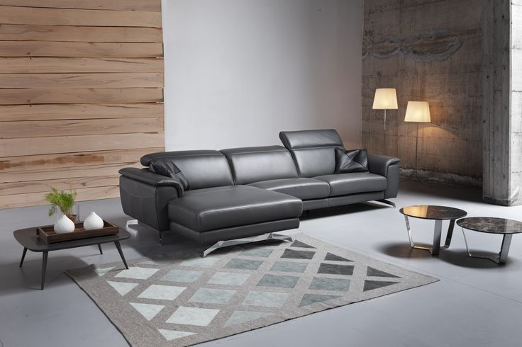 New Fabio Leather Cinema sofa