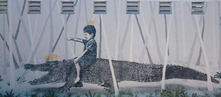 Street art from Mexico