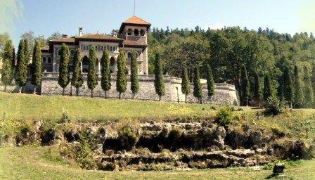 REGAL - Castelul Cantacuzino - Busteni