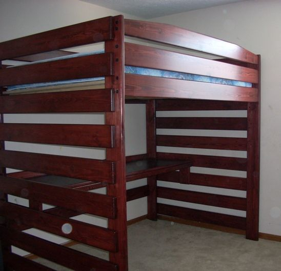 Pictures Of A Loft Bed