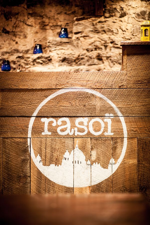 Rasoï, Indian Restaurant on Behance