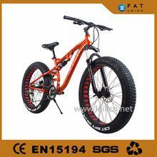 schwarze Fett fahrrad