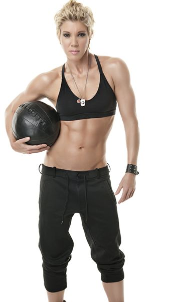 Celebody: Get celeb trainer Jackie Warner's amazing abs - LEGIT workout!!