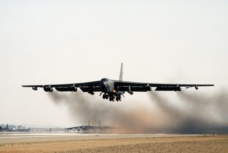 The Aviationist » Broken Arrow incidents: when U.S. B-52 bombers lost their nuclear weapons during the Cold War