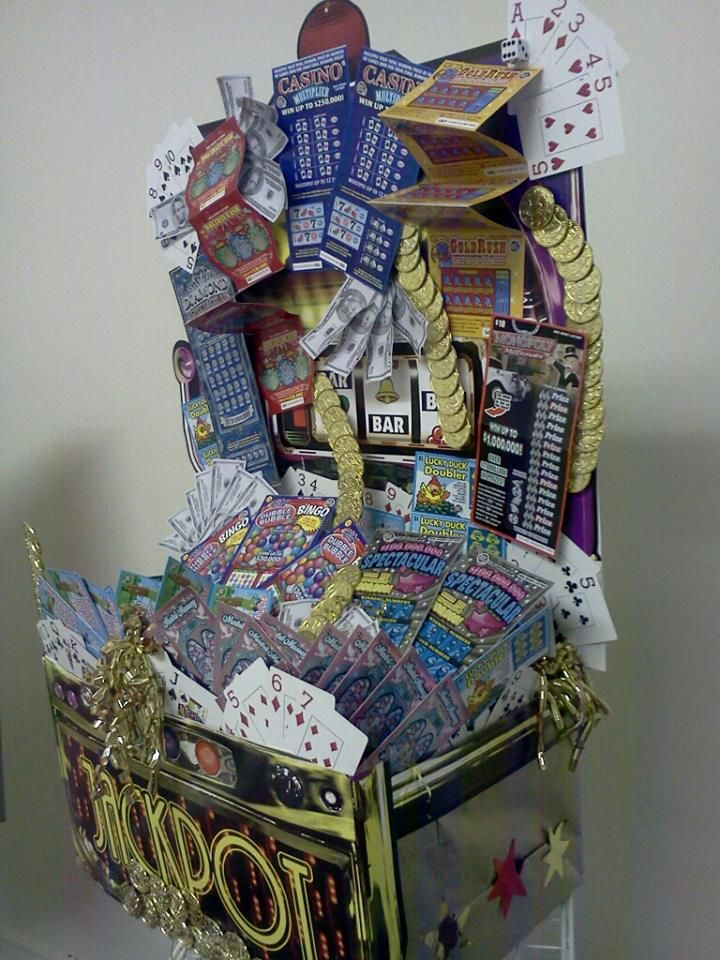 Jackpot From Side View Order Your Basket Today