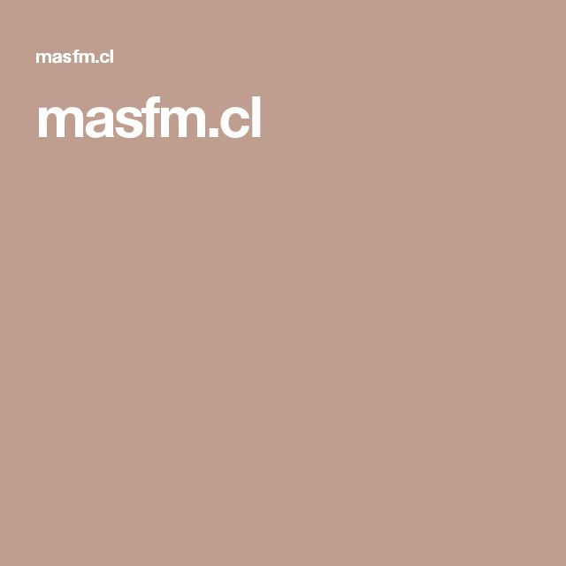 masfm.cl