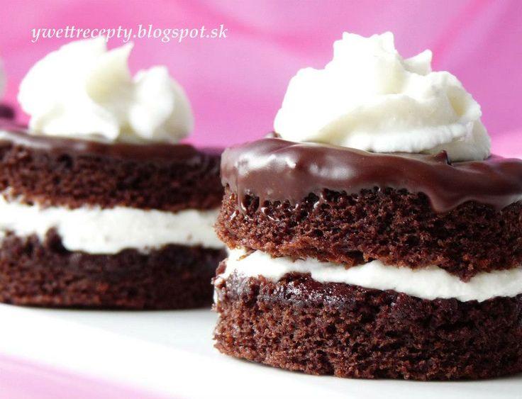 receptyywett : Tvarohovo-kakaové minitortičky