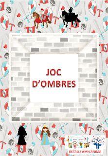 JOC D'OMBRES - ST. JORDI. DETALLS AMB ÀNIMA