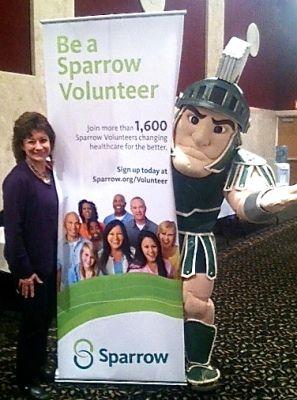 Week 6 - Volunteering - Sparrow Health System
