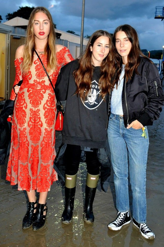 Best 25 Haim Style Ideas On Pinterest Sister Band Rock Girls And Bike Gang