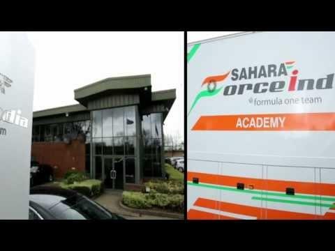 Sahara Force India Formula One Team drives their IT with Internap