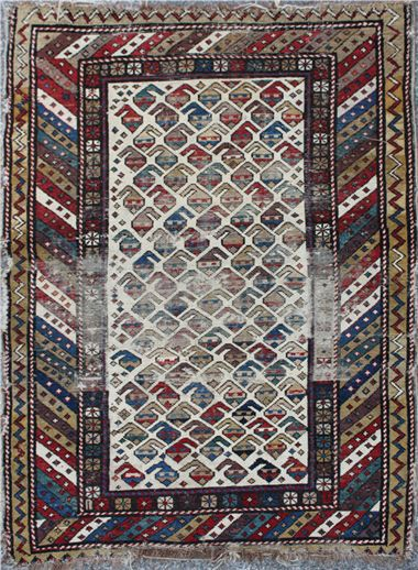 Rugs mean a covering for the floor made of fiber. They are used alternately and covey the same meaning.  Diverse rugs from various countries and cultures can be found under one roof.