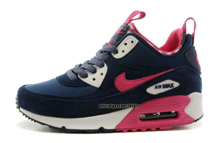 Officiel Nike Air Max 90 Sneakerboot Chaussures Nike Pas
