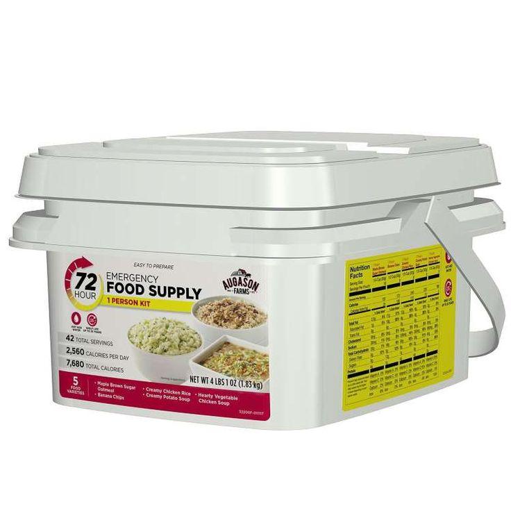 Augason farms emergency food supply kit sams club in