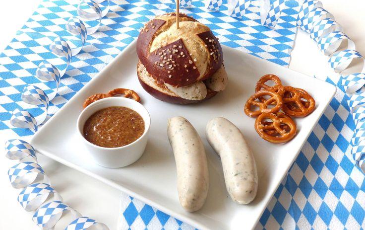 Weißwurstburger | Oktoberfest & Wiesn | Rezept 4