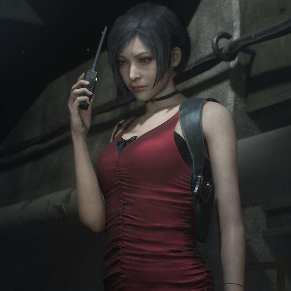Ada Wong, Resident Evil 2, 4K, 3840x2160, #22 Wallpaper for