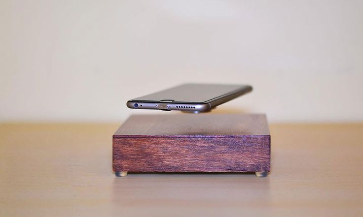 Levitating Phone Charger                                                                                                                                                                                 More