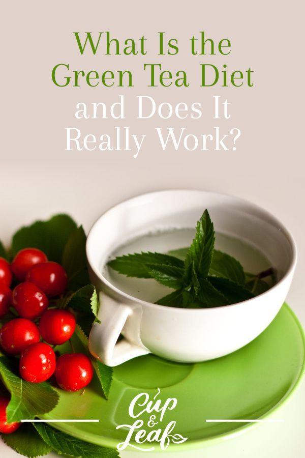 does a tea diet work