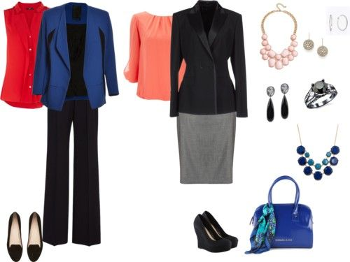 What to Wear in the Corporate World - Dress Code Smart Business