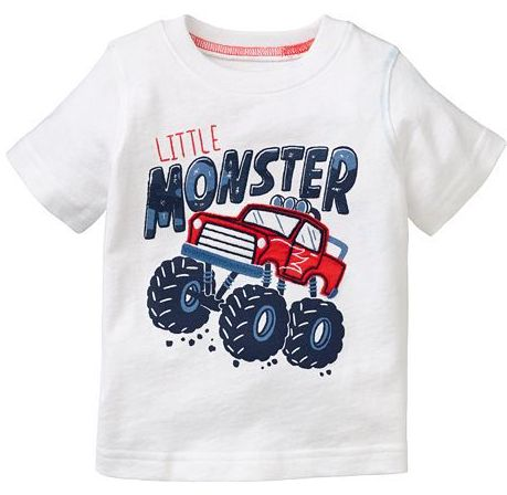 Little Monster only at www.forthelittleone.com