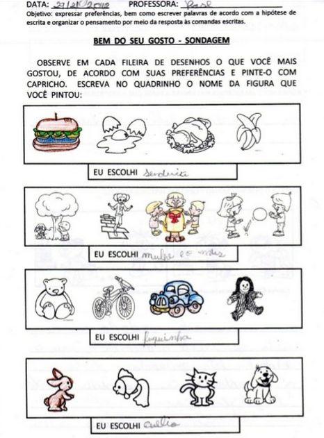 silabico-alfabetico1 - Atividades para Educação Infantil