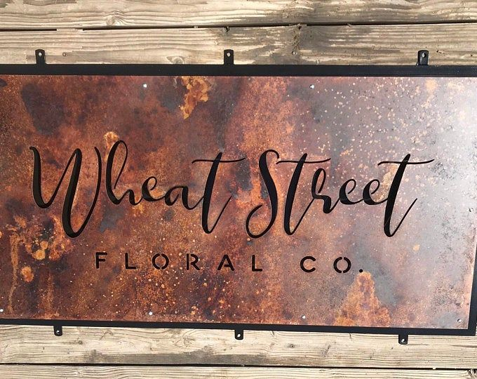 Illuminated Sign Logo Illuminated Letters Wall Art House Etsy In 2021 Custom Business Signs Custom Metal Signs Business Signs