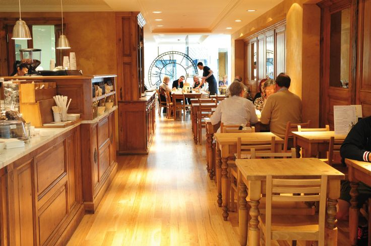 Le Pain Quotidien in Double Bay, The Rocks, Bondi Junction and Sydney CBD.