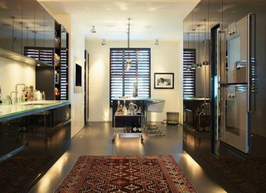 Kelly Hoppen's London house