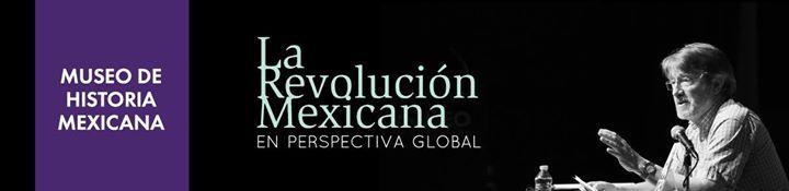 BOLETÍN DE PRENSA  El #MuseodeHistoriaMexicana y  la #CatedraAlfonsoReyes del #ITESM invitan a la conferencia La #RevoluciónMexicana en perspectiva global impartida por el #historiador #AlanKnight el día 4 de octubre del 2017 a las 19:00 horas en el auditorio del museo.  En la #charla que conmemorará el centenario de la Revolución Rusa de 1917 y en perspectiva abordará el tema de la Revolución Mexicana no como una historia aislada e insólita si no como un conjunto de fuerzas sociales y…