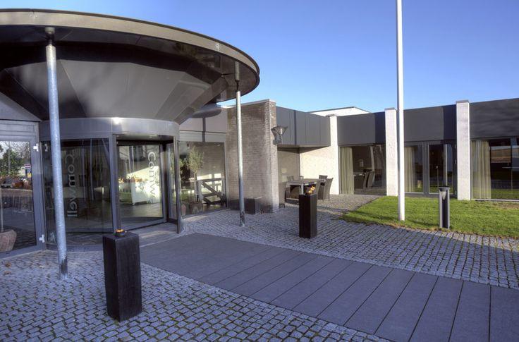 Indgangen til Comwell Roskilde