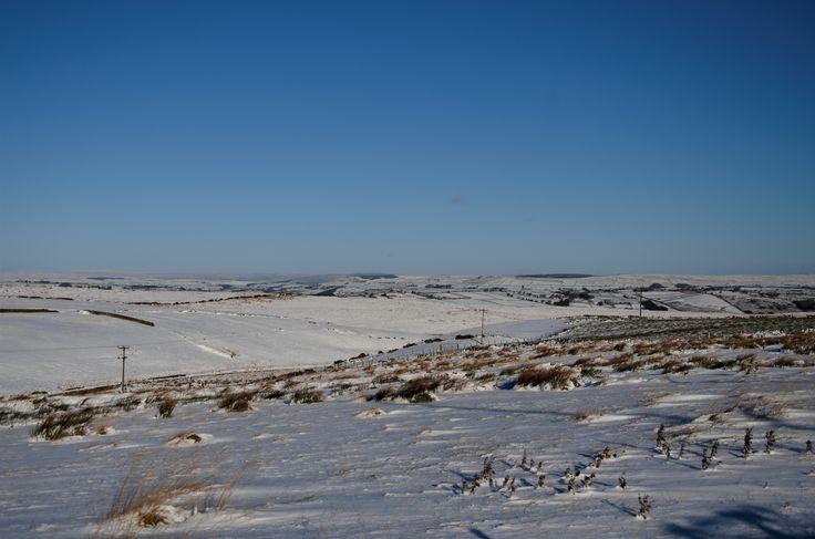 Snowy Yorkshire