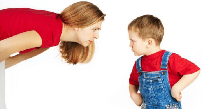 Μερικοί λόγοι που το παιδί αντιμιλάει σε όσα έχετε να του πείτε είναι ότι