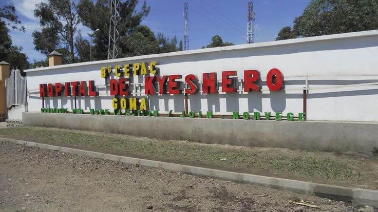 """Prosjekt """"Bygging av Kyeshero sykehus og paviljong ved Heal Africa sykehus"""" ble ved nyttår formelt avsluttet. Byggingen i Goma ble gjennomført innenfor tidsplan og budsjett.   Interim-komiteen er erstattet med et sykehus-styre som består av representanter for CEPAC, Hope in Action og til sist planministeren i Nord-Kivu-provinsen.   Det sterke lokale eierskapet til prosjektet har vært avgjørende for vellykket gjennomføring!"""