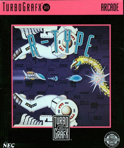 Complete R-Type - Turbo Grafx 16 Game