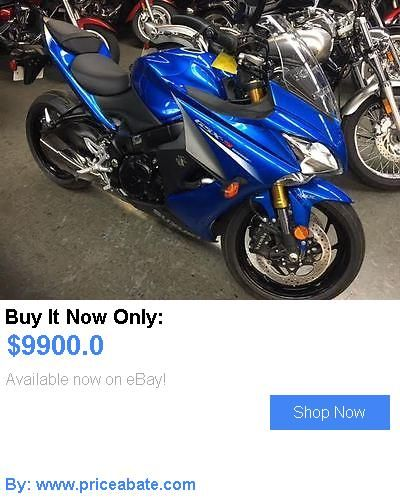 motorcycles And scooters: Suzuki: Other Suzuki Gsxs 1000 2016 Brand New , Free Shipping , Gsxr , Gsx , Sport Bike BUY IT NOW ONLY: $9900.0 #priceabatemotorcyclesAndscooters OR #priceabate