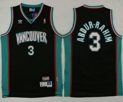 Vancouver Grizzlies- Shareef Abdur Rahim (2000-2001)